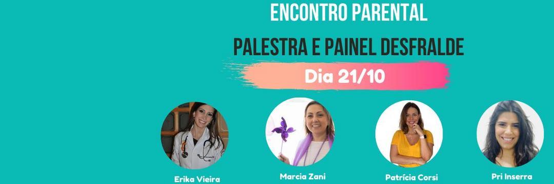 Participe do Encontro Palestra e Painel Desfralde