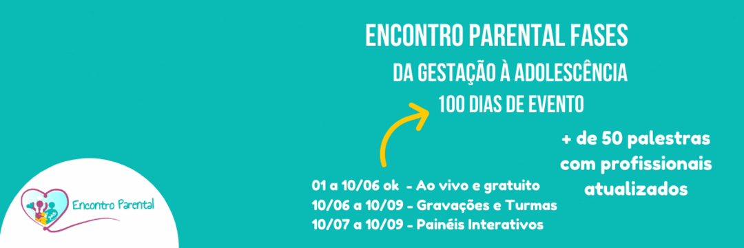 Participe do Encontro Parental Fases