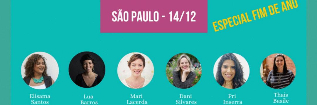 Participe do Gd Encontro parental no dia 14/12/2019 em SP na Liberdade !