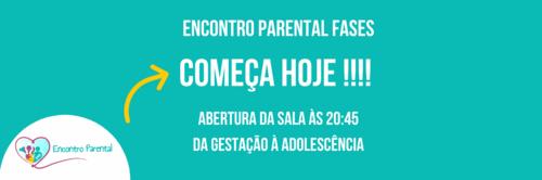 Abertura do Encontro Parental Fases com Pri Inserra e palestra de Bete P. Rodrigues.