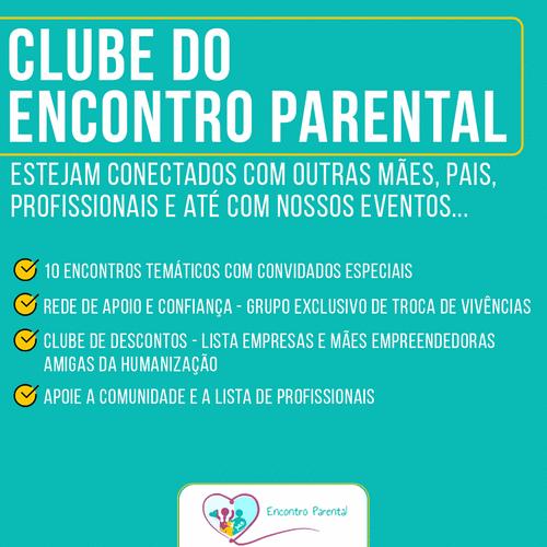 Clube Encontro Parental - Jornada 2021